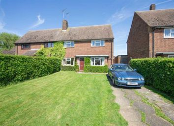 Thumbnail 3 bed semi-detached house for sale in Wingfield Road, Tebworth, Leighton Buzzard