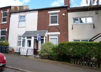 Thumbnail 2 bedroom terraced house for sale in Station Road, Kings Norton, Birmingham