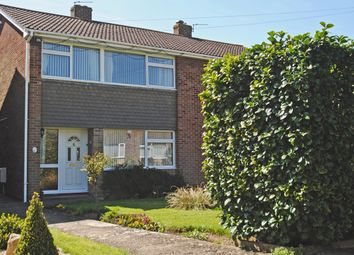 Thumbnail 3 bed semi-detached house for sale in Farm Close, Chalgrove, Oxford