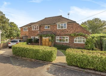 Abbey Gardens, Chertsey KT16. 4 bed detached house