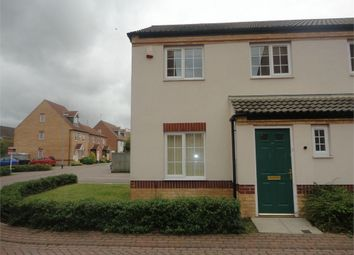 Thumbnail 3 bed semi-detached house to rent in Bodill Gardens, Hucknall, Nottingham
