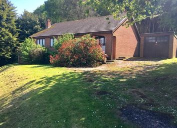 Thumbnail 3 bed bungalow for sale in Fron Park Road, Holywell, Flintshire