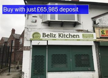 Thumbnail Retail premises for sale in Kingsway, Manchester