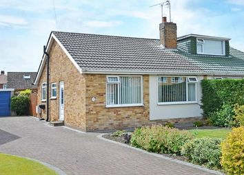 Thumbnail 2 bedroom semi-detached bungalow to rent in Wydale Road, York