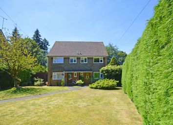 Thumbnail 3 bed semi-detached house for sale in Moorlands Close, Hindhead