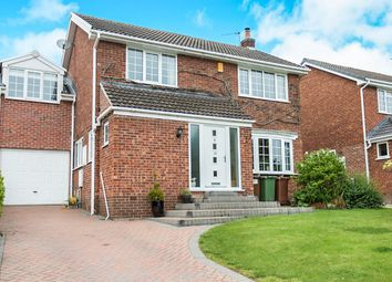 Thumbnail 5 bed detached house for sale in Sinclair Garth, Sandal, Wakefield