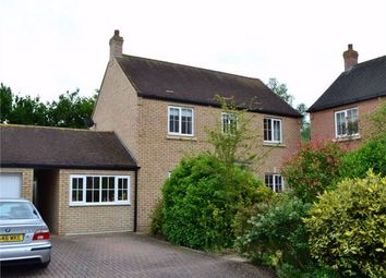 Thumbnail 3 bed detached house for sale in Kingfisher Close, Little Paxton, Cambridgeshire