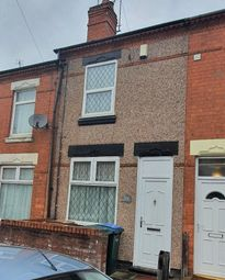 2 bed terraced house for sale in Harley Street, Stoke, Coventry CV2