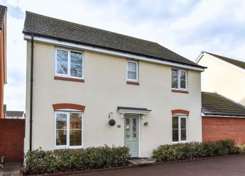 Thumbnail 4 bedroom detached house for sale in Poppy Walk, Hereford