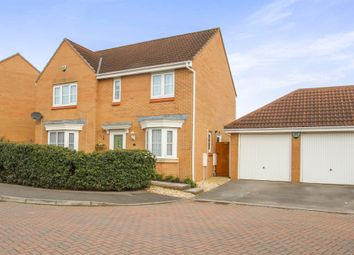 Thumbnail 4 bed detached house for sale in Angus Way, Bridgwater