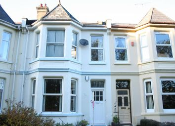 Thumbnail 2 bed flat to rent in St. Barnabas Terrace, Plymouth