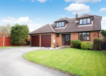 Thumbnail 4 bed detached house for sale in Sainfoin Lane, Oakley, Hants
