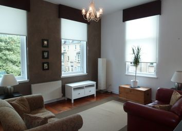 Thumbnail 2 bed flat to rent in Belmont Crescent, Glasgow