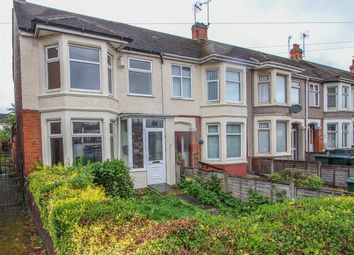 Thumbnail 3 bedroom end terrace house for sale in Sewall Highway, Coventry