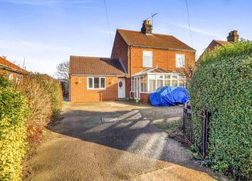 Thumbnail 4 bedroom semi-detached house for sale in Martham, Great Yarmouth, Norfolk