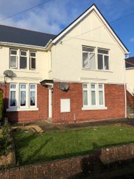 Thumbnail 3 bed flat to rent in Jenner Road, Barry