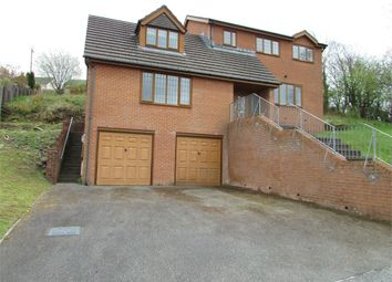 Thumbnail 5 bed detached house for sale in Jays Field, Neath, West Glamorgan