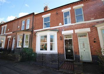 Thumbnail 4 bed terraced house for sale in White Street, Derby