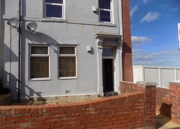 Thumbnail 1 bed flat to rent in Percy Road, Whitley Bay