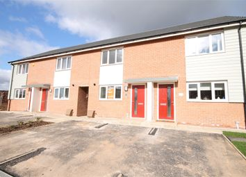 Thumbnail 2 bedroom terraced house to rent in Heather Way, Shirebrook, Mansfield, Derbyshire