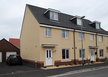 Thumbnail 3 bed semi-detached house for sale in Imperial Way, Kings Down, Bridgwater