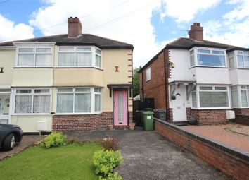3 bed semi-detached house for sale in Summerfield Road, Solihull, West Midlands B92