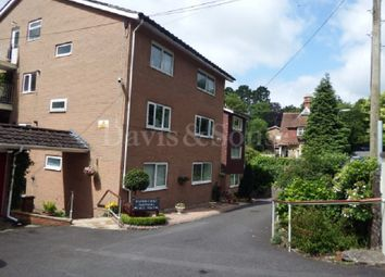 Thumbnail 2 bed flat for sale in Stow Park Crescent, Newport, Gwent.