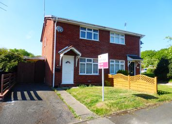 Thumbnail 2 bedroom semi-detached house for sale in Paxford Close, Church Hill North, Redditch