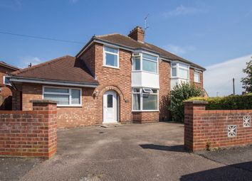 Thumbnail 4 bedroom semi-detached house for sale in Cambridge