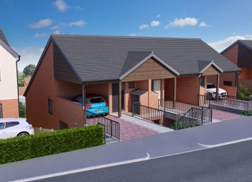 Thumbnail 3 bedroom town house for sale in School Lane, Southsea, Wrexham