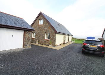 Thumbnail 4 bed detached house for sale in Ashdale Lane, Llangwm, Haverfordwest, Pembrokeshire.