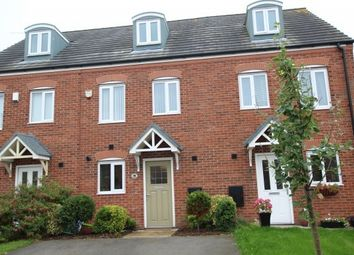 Thumbnail 3 bed town house to rent in Speakman Way, Prescot, Liverpool