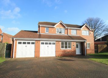 Thumbnail 5 bed detached house for sale in Chadwick Gardens, Arksey, Doncaster