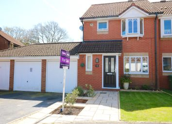 3 bed semi-detached house for sale in Thistle Road, Hedge End SO30