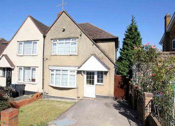 Thumbnail 2 bedroom semi-detached house for sale in Lamsey Road, Hemel Hempstead