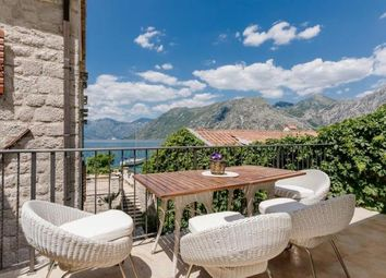 Thumbnail 7 bed property for sale in Luxury Villa On The First Line, Dobrota, Kotor, Montenegro