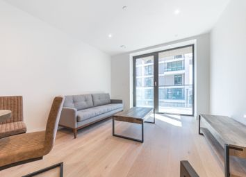 Thumbnail 1 bed flat to rent in John Cabot House, 40 Royal Crest Avenue, London, Royal Wharf