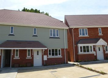 Thumbnail 3 bed property to rent in Lawson Close, Chartham, Canterbury