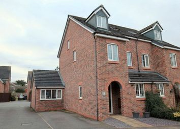 Thumbnail 3 bed semi-detached house for sale in Beacon Grove, Stone