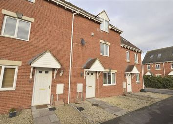 Thumbnail 4 bed terraced house for sale in Hanson Gardens, Bishops Cleeve
