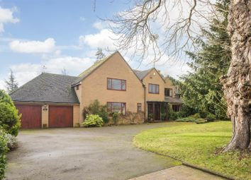 Thumbnail 4 bed detached house for sale in Long Hyde Road, South Littleton, Evesham