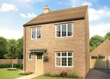 """Thumbnail 3 bedroom detached house for sale in """"Wykham"""" at Bloxham Road, Banbury"""