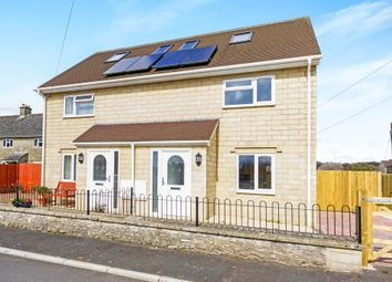 Thumbnail 3 bed semi-detached house for sale in Padfield Green, Doulting, Shepton Mallet