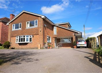 Thumbnail 5 bed detached house for sale in Bexhill Road, Battle
