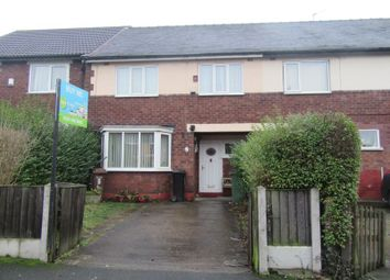 Thumbnail 3 bedroom terraced house for sale in Byron Grove, Stockport