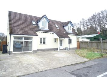 Thumbnail 4 bed detached house for sale in Llys Cynon, Hirwaun, Aberdare