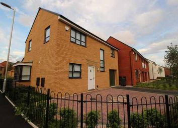 Thumbnail 4 bed detached house for sale in River View Drive, Salford, Greater Manchester