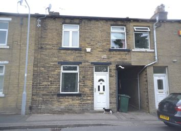 Thumbnail 2 bed terraced house for sale in Chapel Terrace, Allerton, Bradford