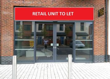 Thumbnail Retail premises to let in B Cadman Court, Lawley Square, Telford