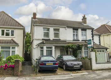 Thumbnail 2 bed semi-detached house for sale in Fair Oak Road, Bishopstoke, Eastleigh, Hampshire